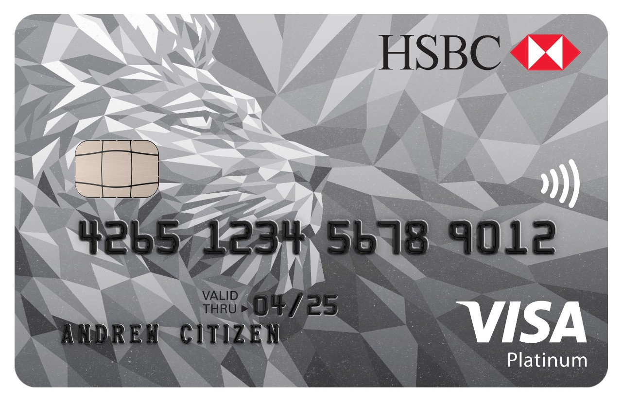Credit cards choose your best card hsbc au hsbc platinum credit card reheart Image collections