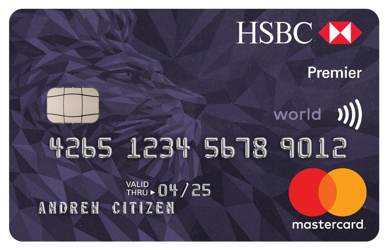 Credit cards choose your best card hsbc au hsbc premier credit card reheart Image collections