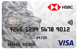Product image of HSBC Low Rate Credit Card.