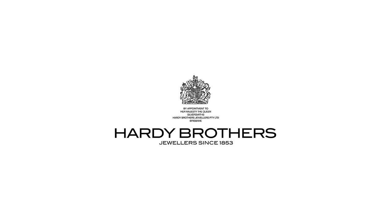 Hardy Brothers logo.