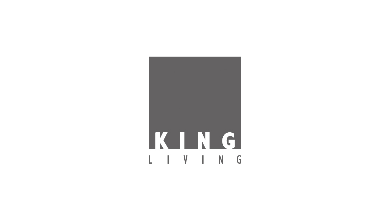 King Furniture logo.